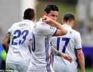 Không C.Ronaldo và Bale, Real Madrid vẫn thắng đậm Eibar