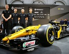 Hào hứng ra quân, Renault đặt mục tiêu về thứ... 5 tại F1 mùa giải 2017