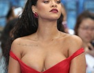 Rihanna tự tin sau khi tăng cân
