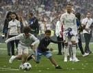 Quý tử nhà C.Ronaldo khoe kỹ thuật tuyệt vời
