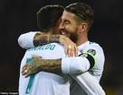 "C.Ronaldo, Sergio Ramos mâu thuẫn, Real Madrid sắp ""loạn""?"