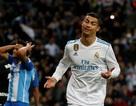 "C.Ronaldo ""giải vận đen"", Real Madrid may mắn chiến thắng Malaga"