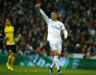 C.Ronaldo lập hai kỷ lục ở Champions League