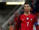 C.Ronaldo lập công, Bồ Đào Nha vẫn thua ngược Thụy Điển