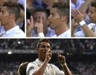 C.Ronaldo lý giải màn ăn mừng khó hiểu ở Bernabeu