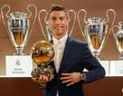 """C.Ronaldo: """"Tôi muốn có 7 đứa con, giành 7 Quả bóng vàng"""""""