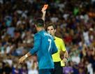C.Ronaldo lập siêu phẩm và nhận thẻ đỏ trong 1 phút