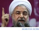 Vừa tái cử, Tổng thống Iran Rowhani đã tung đòn trừng phạt ngược Mỹ