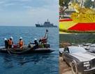 9 thuyền viên tử nạn trên biển,  rùa vàng 10 tấn bên Hồ Gươm