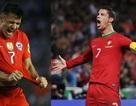 """Bồ Đào Nha - Chile: C.Ronaldo """"đại chiến"""" Alexis Sanchez"""
