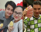 """Vợ chồng Vân Trang ăn kem """"dát vàng"""", Đàm Vĩnh Hưng khoe trúng số"""