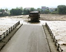 Vụ sập cầu Thia - Yên Bái: Tìm thấy một thi thể ở Phú Thọ