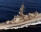 Nhật Bản điều tàu khu trục hiện đại thứ 2 hộ tống tàu Mỹ
