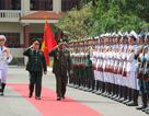 Bộ trưởng Bộ Quốc phòng Campuchia thăm Việt Nam