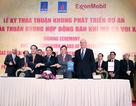 """PVN và ExxonMobil đạt thỏa thuận khung về """"siêu dự án"""" khí lớn nhất Việt Nam"""