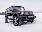 Mercedes-Benz G-Class có thể trở thành xe chạy điện