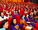 Bầu 161 ủy viên Ban chấp hành Hội Liên hiệp Phụ nữ nhiệm kỳ mới