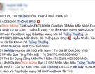 Cục Cạnh tranh cảnh báo về chia sẻ trúng thưởng lừa đảo trên Facebook