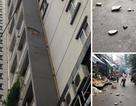 """Hút chết với những """"vật thể bay"""": Dao, thớt, kính vỡ...từ trên cao các tòa chung cư"""