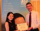 Đại sứ Anh trao học bổng Chevening cho 21 học giả Việt Nam