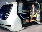 Volkswagen trình làng mẫu xe tự lái hoàn toàn đầu tiên