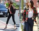 """Selena Gomez: """"Biến hóa"""" với thời trang đường phố"""