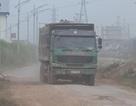 """Bắc Giang: Đường gom cao tốc """"hành"""" dân, nhà đầu tư cam kết khắc phục trước Tết nguyên đán"""