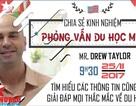 Chia sẻ bí quyết phỏng vấn du học Mỹ cùng Mr.Drew Taylor và sinh viên đạt Visa Mỹ