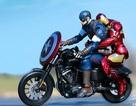 Bật cười với bộ ảnh hài hước về các siêu anh hùng