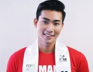 Nguyễn Hữu Long tham dự Siêu mẫu nam thế giới - Man of the world 2017