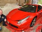 Siêu xe Ferrari sập ổ gà, thành phố bồi thường chủ xe hơn 12.000 USD