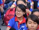 """TPHCM: 4.000 sinh viên tình nguyện """"chốt"""" tại các điểm thi THPT quốc gia"""