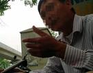 """""""Cò"""" hoạt động tấp nập trước cổng Sở Tư pháp Hà Nội"""