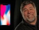 """Nhà đồng sáng lập Apple """"không hứng thú"""" với iPhone X"""