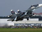 Máy bay chiến đấu Nga xuất kích khẩn cấp vào Ngày Chiến thắng