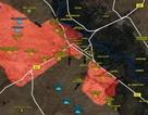Syria dốc lực phản kích khi Deir Ezzor bị cắt đôi