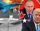 Sự cố Su-22 và sóng gió nổi lên trong quan hệ Nga - Mỹ