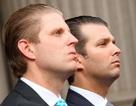 Con trai ông Trump dự định mở rộng kinh doanh cho gia đình