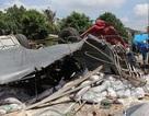 45 người bị thương vong trong vụ xe tải đối đầu xe khách tại Gia Lai
