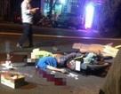 Tông vào đuôi xe container, 2 thanh niên tử nạn