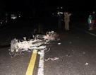 2 xe máy tông nhau, 2 người tử vong