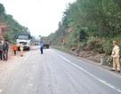 CSGT bị xe tông tử vong khi đang làm nhiệm vụ
