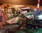 Ô tô tông trạm thu phí trên cao tốc, hai người thương vong