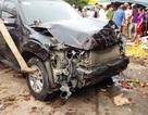 Xe biển xanh lao vào đám đông: Gây tai nạn khi đưa xe đi rửa