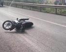 Nam thanh niên tông 2 cảnh sát giao thông bị thương trên đường cao tốc