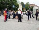 Tấn công bằng dao trên đường phố của Phần Lan, nhiều người bị thương