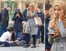 Tranh cãi về người phụ nữ Hồi giáo tại hiện trường vụ khủng bố London