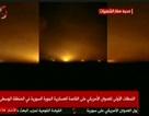 Xuất hiện video ghi khoảnh khắc căn cứ Syria trúng tên lửa Mỹ