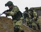 Nga huy động 2.500 quân và 600 thiết bị tập trận rầm rộ ở Crimea