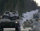 8.000 quân NATO tập trận rầm rộ gần biên giới Nga